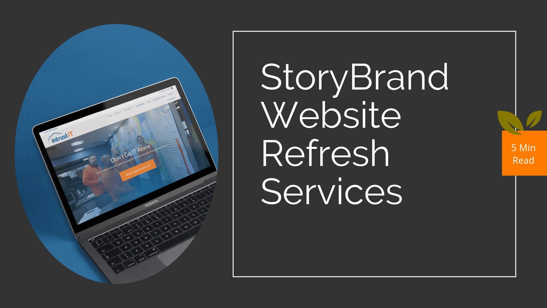 StoryBrand Website Refresh Services