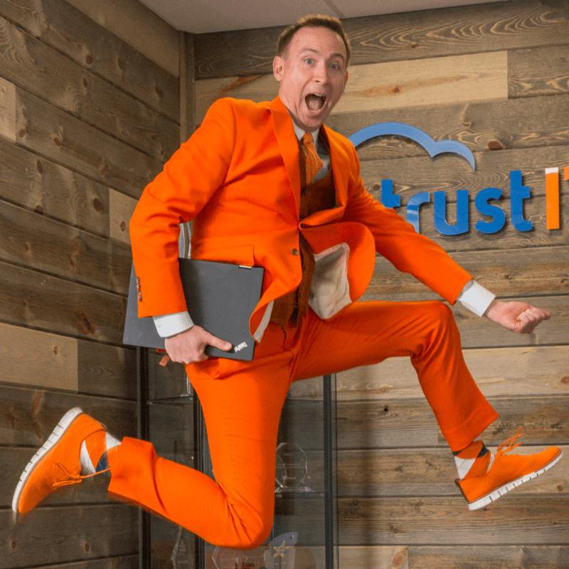 Tim Rettig IT Services Marketing Testimonial