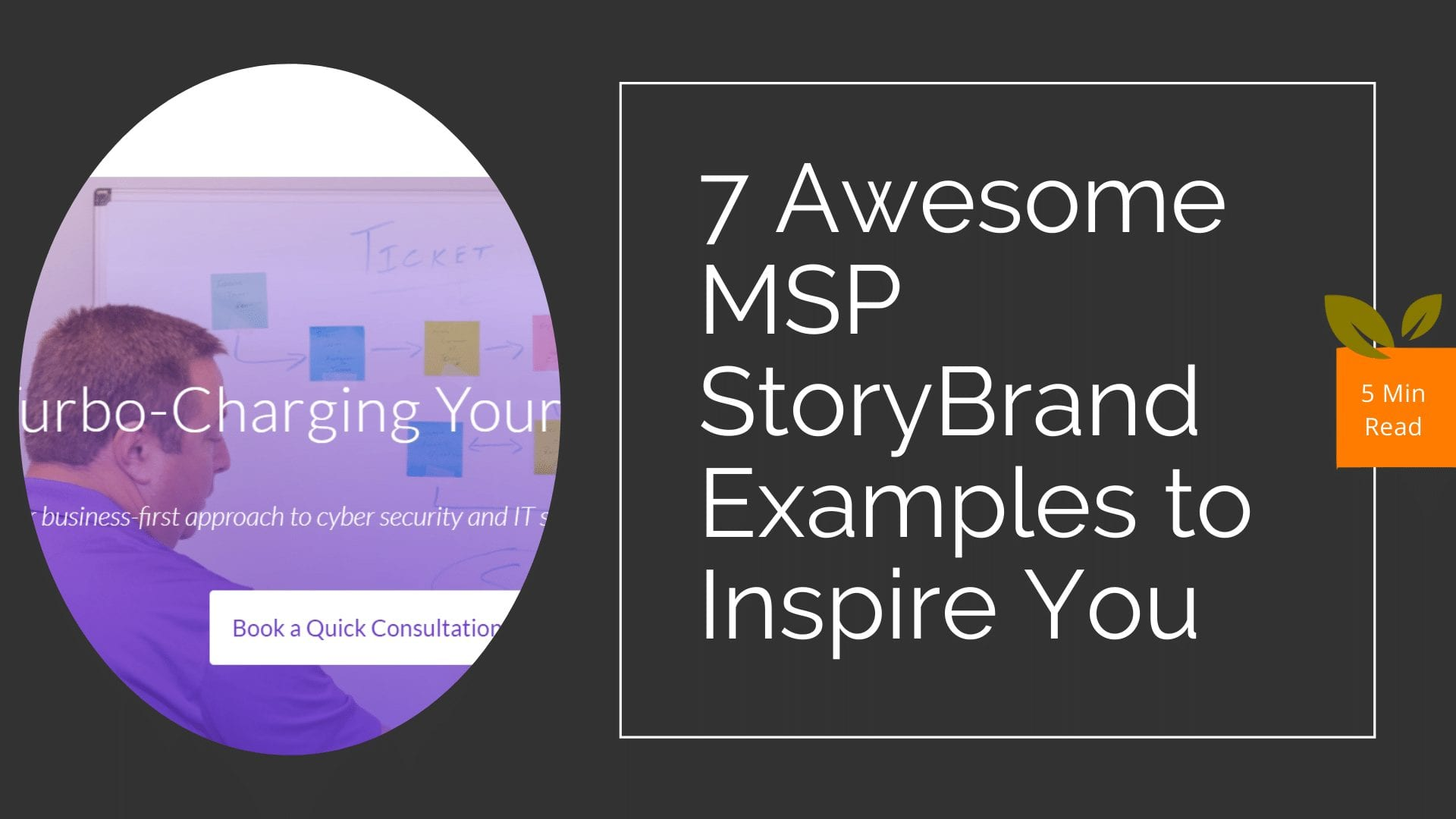 Awesome MSP StoryBrand Examples